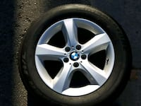 18 Inch BMW Rims & Tires Newmarket
