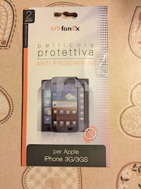 Pellicola Fonex iphone 3G/3GS Asti