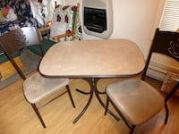 Cute and Cozy Coffee Table with 3 Chairs  Warwick, 02888