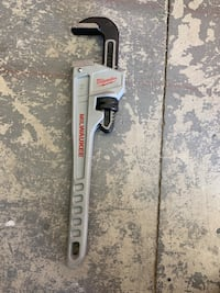 Milwaukee 14 in. Aluminum Pipe Wrench