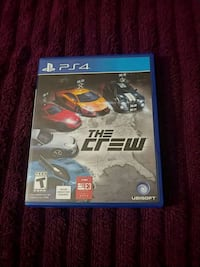 Ps4 the crew console game Las Vegas, 89142