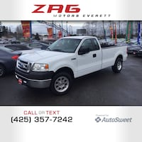 2008 Ford F-150 XL Everett, 98204