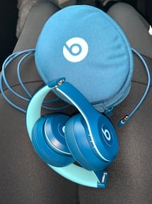 Beats solo 3 pop blue 140 obo