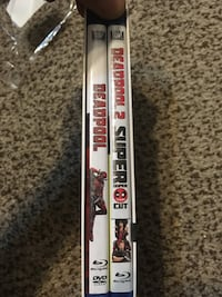 Deadpool 1&2 movie  Austin, 78750