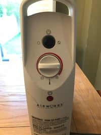 AirWorks Oil Filled Heater