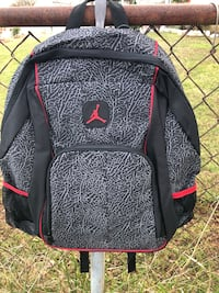 black and gray Nike backpack Manassas Park, 20111