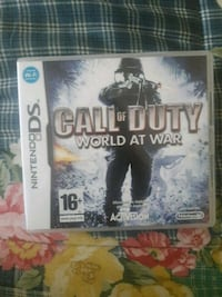 Caso di gioco Call of Duty World at War PS3 6813 km