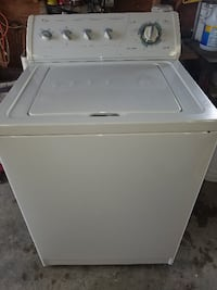 whirlpool super capacity washer  works great!!