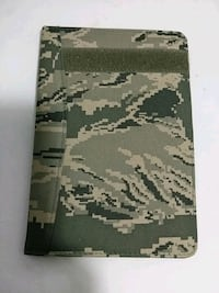 Mercury Note pad with cover  1370 mi
