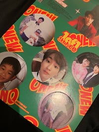 SHINee 1 of 1 Onew Pogs/Photocard Toronto, M3H 2T7