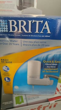 Brita filtered water system box