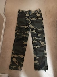 Military Camo Pants Fashion Winnipeg, R3T 3H2