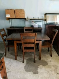 Dinning table with chairs  Humble, 77396