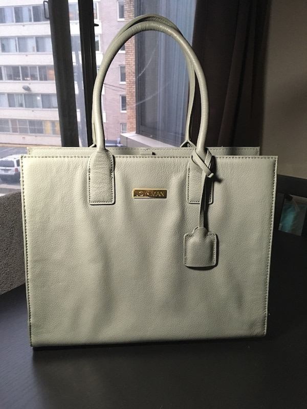 Joy & Iman Purse - Gray!
