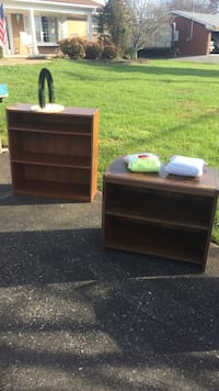 Two small bookshelves  Knoxville, 37938