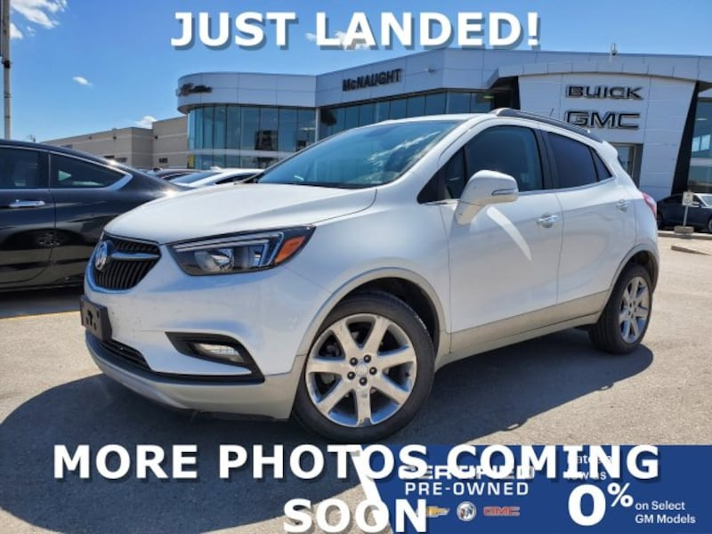 2017 Buick Encore Preferred II | Touchscreen Navigation | Sunroof b06b456a-6950-4d1d-9fc5-da49e592a403