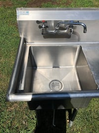 Mint Green World Stainless Steel Sink TSA-1-R1 Includes Faucet/ Hoses  West Haven, 06516