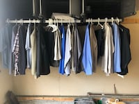 Men's assorted clothes Spruce Grove, T7X 0C3