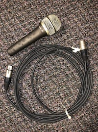 Microphone and Cable Lawrence, 11559