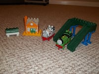 Thomas and Friends-Great Waterton Playset Salem, 24153
