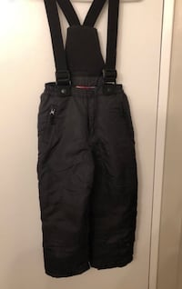 black and purple snow pants for girls and boys Toronto, M3J 1E3