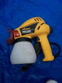 Wagner power stainer paint sprayer Surrey, V3X 1N2