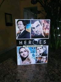 Heroes the complete series still in plastic