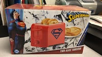 Superman Toaster. Only used once for a test toast   Richmond Hill, L4C 5H5