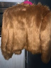 Faux Fur jacket small Toronto, M4P 0C2
