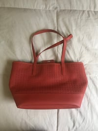 Coral/orange purse  Greenville, 29605