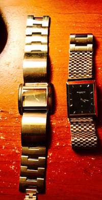 Kenneth Cole (2 -pair of men's watches)