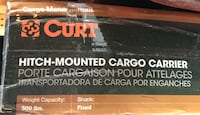 Curt Basket Cargo Carrier (Barrie area) Barrie, L4M 6N1