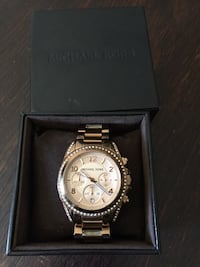 Michael Kors Rose Gold MK-5263 Watch like new in box Montréal, H8R 2K3
