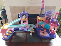 toddler's assorted plastic toys AURORA
