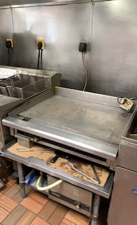 """36"""" Thermostatic Commercial Griddle Temple Hills, 20748"""