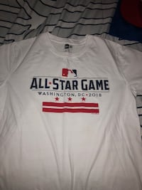 New era all star game shirt Manassas, 20112