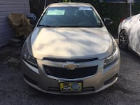 Certified 2012 Chevy Cruze LS! Warranty! Eco car! Drive home today! New York, 11434