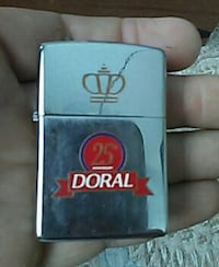 Doral flip-top lighter