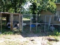 Pipe dog kennel6x5 foot Springtown, 76082