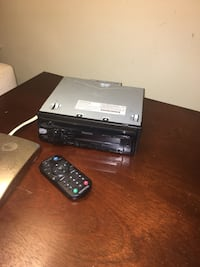 black and gray DVD player Gaithersburg, 20879
