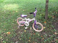 toddler's pink and white bicycle null, N0E 2A0