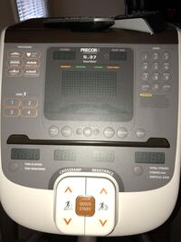 Precor 5.37 elliptical Potomac, 20854