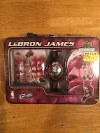 Lebron James collectible items pack Kearneysville, 25430
