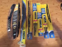 Assorted new wiper blades Southgate, N0C
