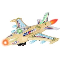 Battery operated f16 plane new  536 km
