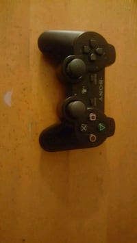 black Sony PS3 game controller Moncton, E1C 8T3
