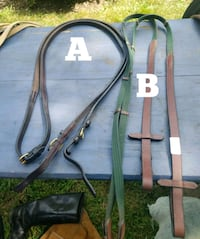 Reins-Prices Vary-See Description Inwood