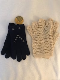 Gloves-vintage knitted child's size Miami, 33179