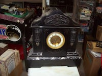 FRENCH MARBLE CLOCK Langley