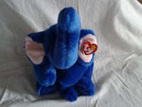 Rare Royal Blue Ty Peanut Buddy TORONTO